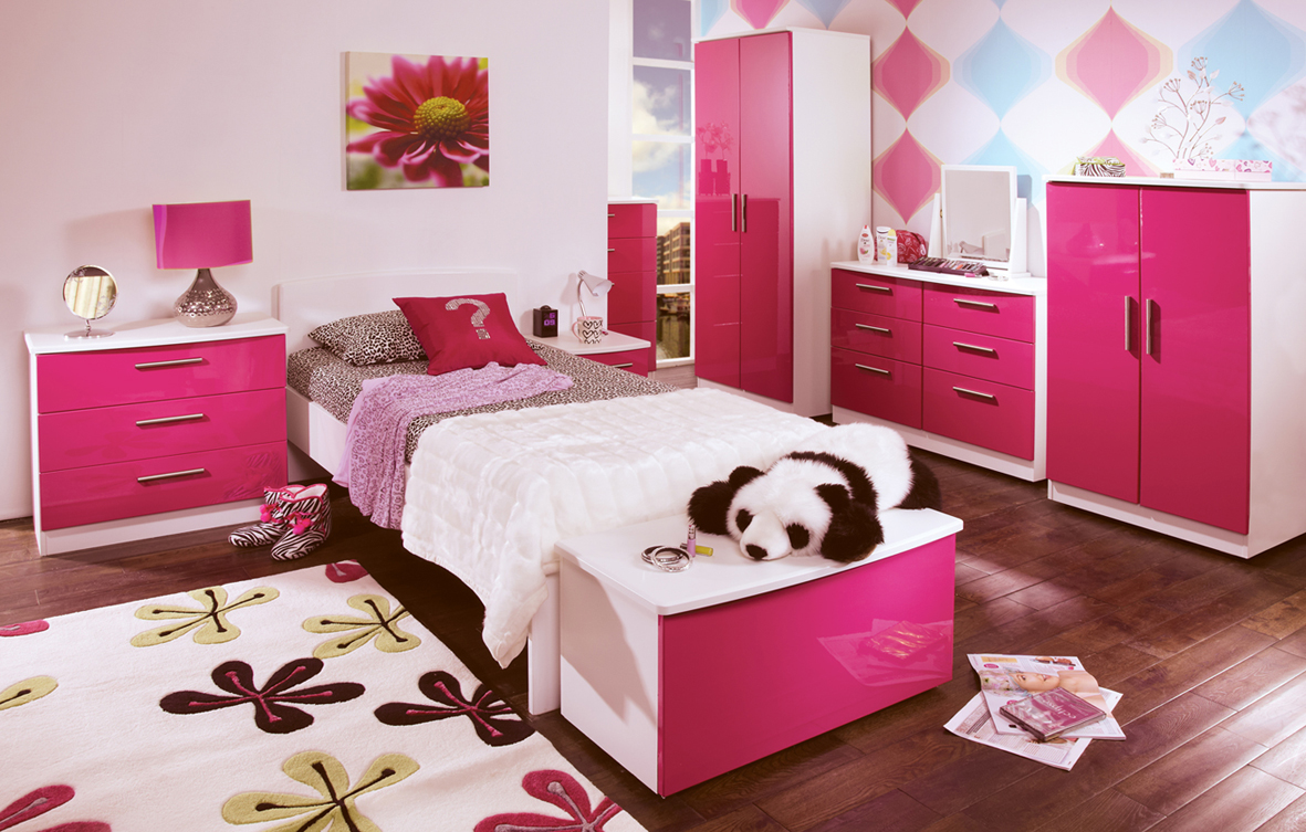 Kids Bedroom Sets For Girls | House Made of Paper